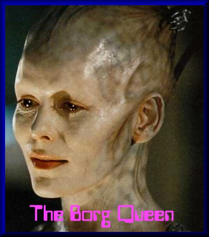 The Borg Queen